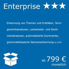 Symbolbild Natural Language Processing - Enterprise Bundle